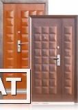 дверь металлическая 1200 мм